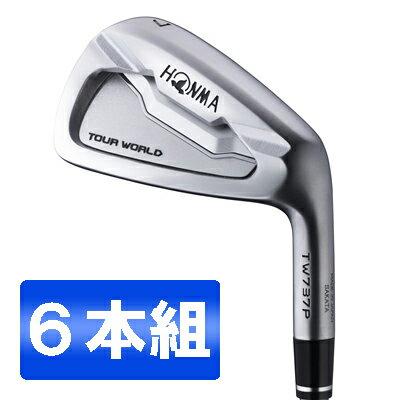 【送料無料】本間ゴルフ(HONMA) ツアーワールド TW737P アイアンセット6本組 NS PRO 950GH スチールシャフト フレックス:S #5-10 【日本正規品】