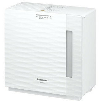 【送料無料】PANASONIC FE-KFM05-W ホワイト [気化式加湿機(木造8.5畳まで/プレハブ洋室14畳まで)]