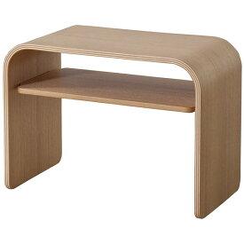 サイドテーブル ナイトテーブル おしゃれ 北欧 木製 ソファ ベッド 収納 ナチュラル オーク 東谷 PT-615OAK