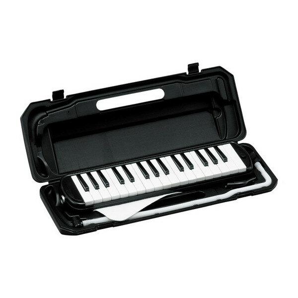 KC P3001-32K/BK ブラック MELODY PIANO [鍵盤ハーモニカ(32鍵盤)]