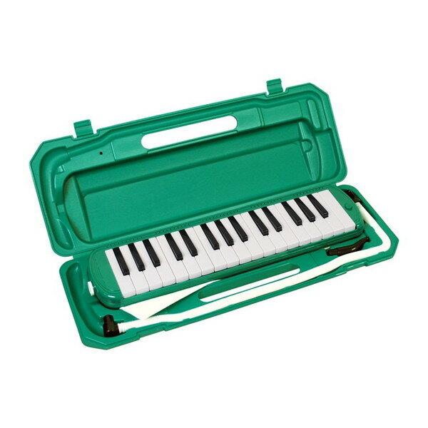KC P3001-32K/GR グリーン MELODY PIANO [鍵盤ハーモニカ] P300132KGR