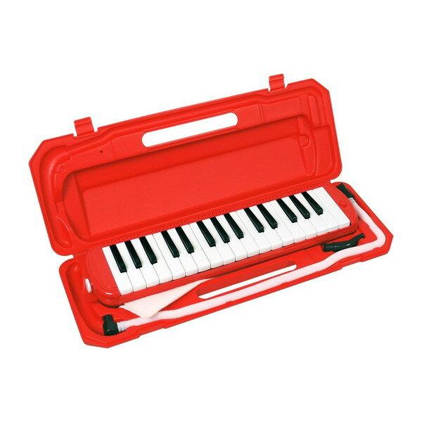 KC P3001-32K/RD レッド MELODY PIANO [鍵盤ハーモニカ]