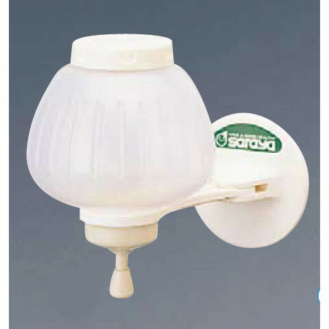 サラヤ シャボネット 石鹸液容器 E型 接着用 500ml