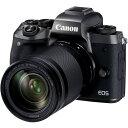 CANON EOS M5 EF-M18-150 IS STMレンズキット [ミラーレス一眼カメラ(2420万画素)]