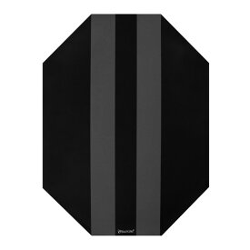 Bauhutte BCM-144BK ブラック [ゲーミングチェアマット]