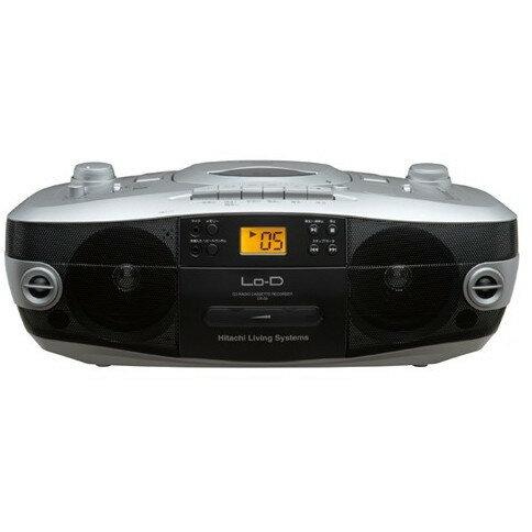 【送料無料】日立 CK-55 [CDラジオカセットレコーダー]