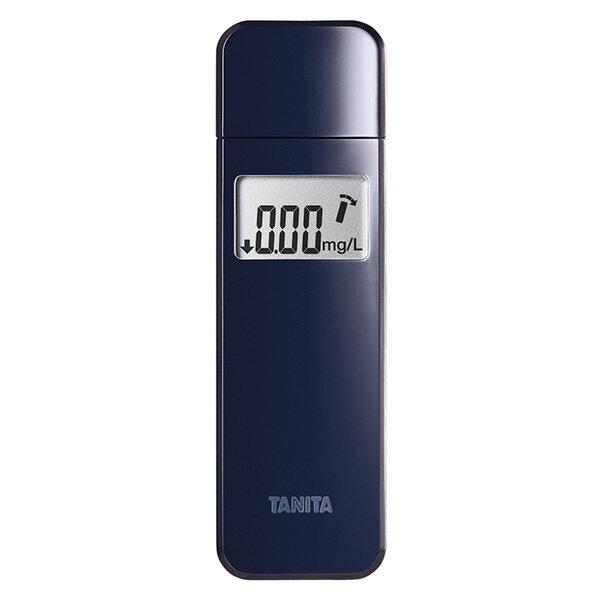 タニタ EA-100-NV エチケットシリーズ アルコールチェッカー 携帯用 簡単操作ITA 父の日 ギフト お酒 飲酒 二日酔い チェック ケア ニオイ におい 臭い 口臭対策 口臭予防
