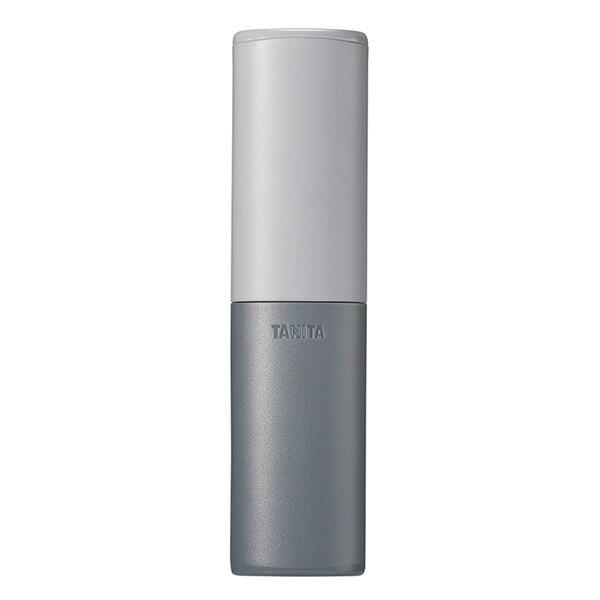 タニタ EB-100-GY エチケットシリーズ ブレスチェッカー 口臭チェッカー TANITA 父の日 ギフト チェック ケア ニオイ におい 臭い 口臭対策 口臭予防