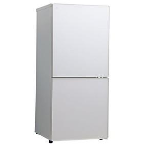【送料無料】冷蔵庫 一人暮らし 自動霜取り 小型 2ドア おしゃれ 新生活 右開き ガラスドア 110l ユーイング UR-FG110J-W パールホワイト ガラストップ ファン式 霜取り不要