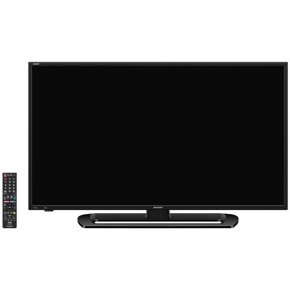 【送料無料】シャープ 液晶TV テレビ SHARP LC-32E40 32インチ 32型 ブラック AQUOS [32V型地上・BS・110度CSデジタルハイビジョンLED液晶テレビ] tv 子供部屋 寝室 リビング