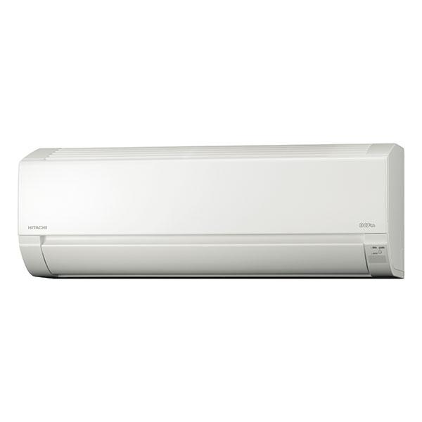 【送料無料】日立 RAS-AJ22G(W) スターホワイト [エアコン(主に6畳用)]霜取り コンパクト ソフト除湿 内部クリーン 新冷媒 セーブ運転 シンプル 一人暮らし