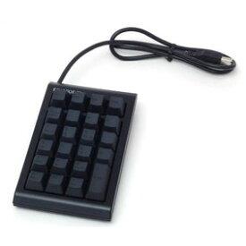 東プレ WC01B0 ブラック Realforce23U [USBテンキーボード]