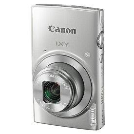 【送料無料】CANON IXY 210 シルバー [コンパクトデジタルカメラ(2000万画素)]