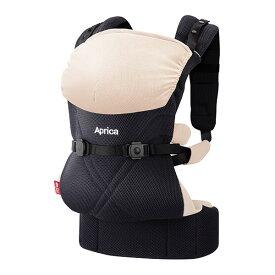 【送料無料】Aprica コラン CTS AB コンフォート ブラック [抱っこひも]