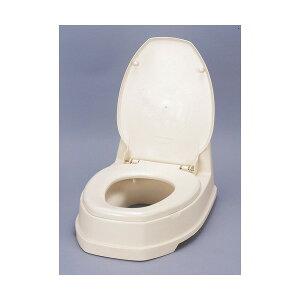 アロン化成 安寿 533346 アイボリー [サニタリーエースSP 両用式] 洋式 簡単取付 簡易トイレ 介護用品 介助 高齢者