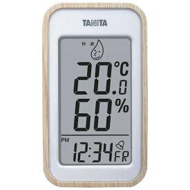 TANITA TT-572-NA ナチュラル [デジタル温湿度計]