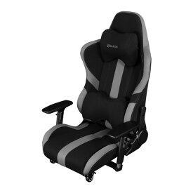 Bauhutte LOC-950RR-BK ブラック プロシリーズ [ゲーミング座椅子] 【同梱配送不可】【代引き・後払い決済不可】【沖縄・北海道・離島配送不可】