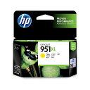 HP CN048AA イエロー HP 951XL [純正インクカートリッジ 増量タイプ]【同梱配送不可】【代引き不可】【沖縄・北海道・離島配送不可】
