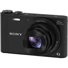 【送料無料】SONY DSC-WX350/B Cyber-shot(サイバーショット) [デジタルカメラ (1820万画素)]