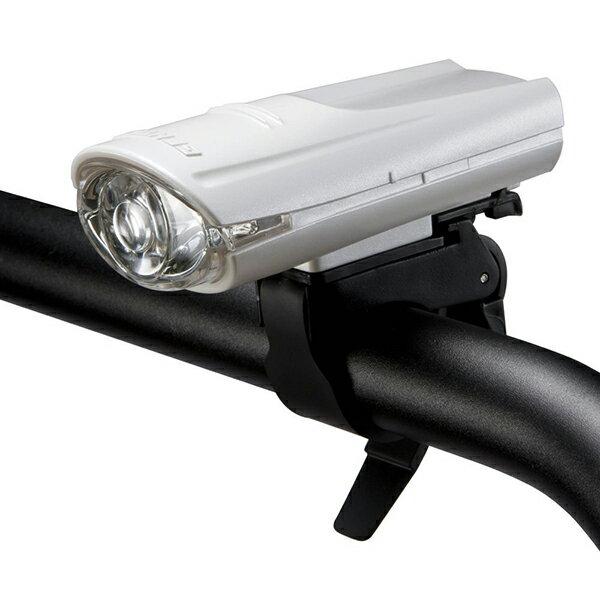 ジェントス BL-300WH ホワイト BLシリーズ [LEDバイクライト(12lm)]【同梱配送不可】【代引き不可】【沖縄・北海道・離島配送不可】