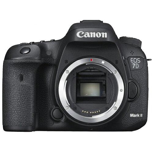 CANONEOS7DMarkIIボディ[デジタル一眼レフカメラ(2020万画素)]