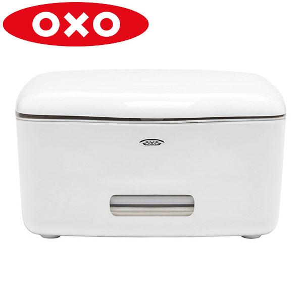 OXO(オクソー)ワイプスディスペンサー 13117100V1容器 ケース ワンプッシュ ディスペンサー トイレ ティッシュ 濡れ お尻拭き ワイプス 卓上 容器 手足拭き シート 清潔