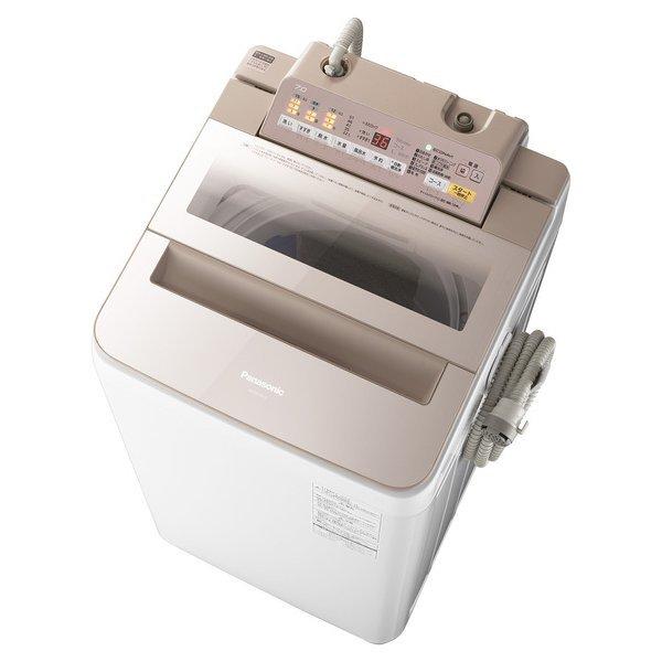 【送料無料】PANASONIC NA-FA70H5-P ピンク [簡易乾燥機能付洗濯機 (7kg)] NAFA70H5P