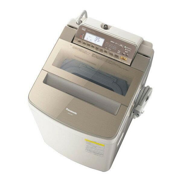 【送料無料】PANASONIC NA-FW100S5-T ブラウン [全自動洗濯乾燥機(洗濯10.0kg・乾燥5.0kg)]