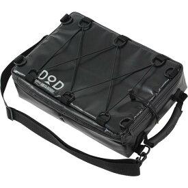 DOD CL1-523 ブラック [ライダーズクーラーバッグ] 保冷 BBQ バーベキュー ツーリング