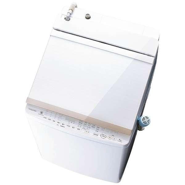 【送料無料】東芝 AW-9SV6-W グランホワイト ZABOON [縦型洗濯乾燥機(洗濯9.0kg/乾燥5.0kg)]