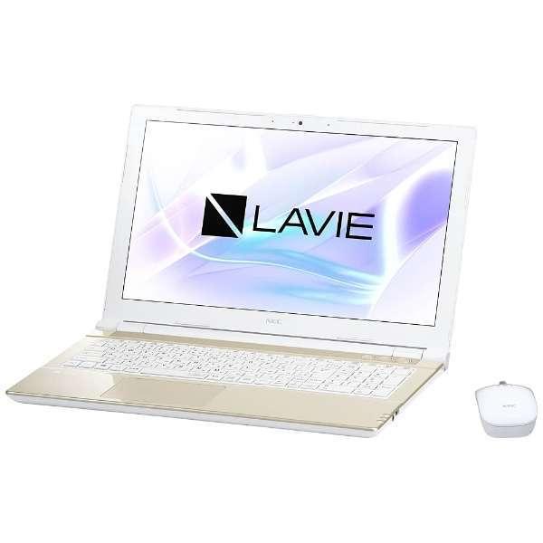 【送料無料】NEC PC-NS150HAG シャンパンゴールド LAVIE Note Standard [ノートパソコン 15.6型ワイド液晶 HDD1TB DVDスーパーマルチドライブ]