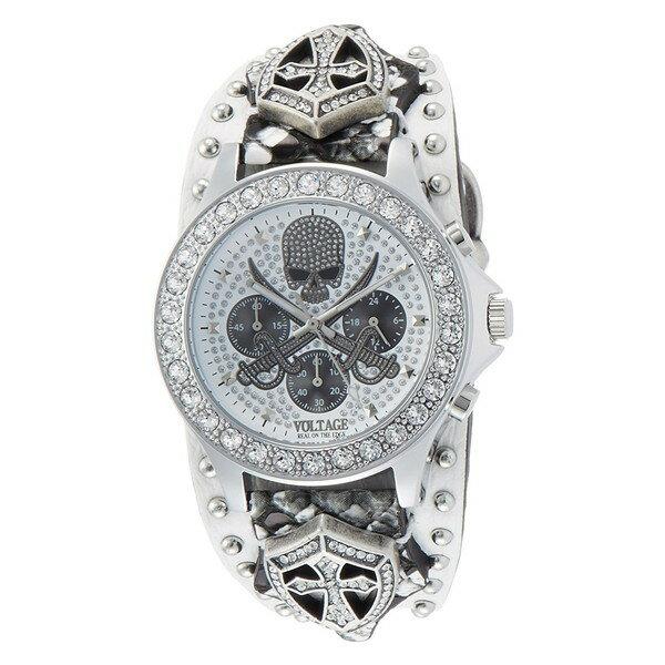 【送料無料】VOLTAGE VO-013VI S-01/W SENTINEL VI [腕時計(メンズ)]