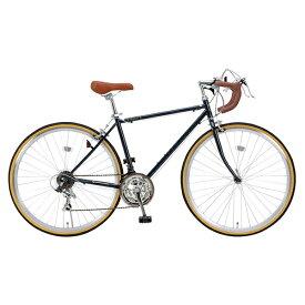 【送料無料】Raychell RD-7021R ネイビーブルー [ロードバイク(700×28C・21段変速)]【同梱配送不可】【代引き・後払い決済不可】【沖縄・北海道・離島配送不可】 学生 通勤 通学 春 祝 入学 アウトドア サイクリング