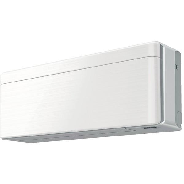 【送料無料】エアコン 8畳 ダイキン(DAIKIN) S25VTSXS-W ラインホワイト リソラ SXシリーズ ルームエアコン スタイリッシュデザイン ストリーマ空気清浄 単相100V