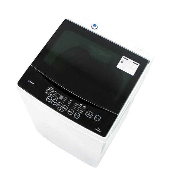 【送料無料】全自動 洗濯機 6.0kg JW06MD01WB 簡易乾燥機能付 maxzen マクスゼン 一人暮らし ホワイト