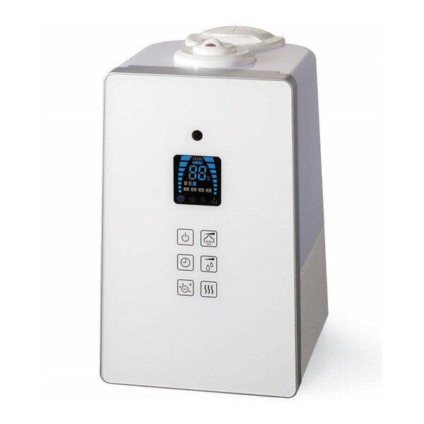 【送料無料】AL COLLE(アルコレ)|コイズミ|ハイブリッド加湿器|ASH-601/W|ホワイト【加湿機|超音波式加湿器|ハイブリット加湿器|ハイブリット式加湿器|超音波加湿器|おしゃれ|ハイパワー|除菌|オフィス|インフルエンザ】