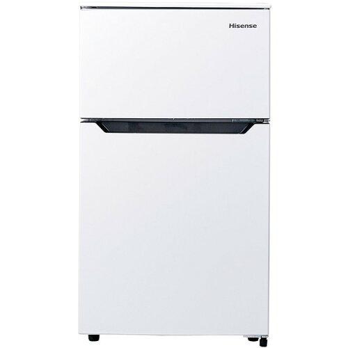 HisenseHR-B95Aホワイト[冷蔵庫(93L・右開き・2ドア)]
