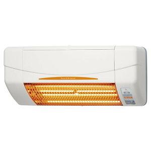 浴室暖房機 高須産業 SDG-1200GBM [涼風暖房機] 壁面取付 浴室用 グラファイトヒーター 遠赤外線 人感センサー 防水ミニリモコン タイマー運転 ヒートショック対策 暖房&涼風