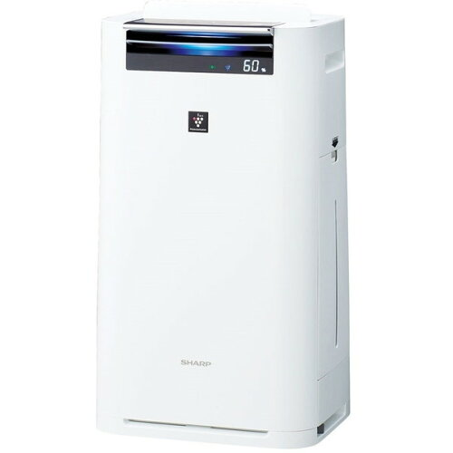 SHARPKI-GS70-Wホワイト系[加湿空気清浄機(空気清浄31畳/加湿18畳まで)]