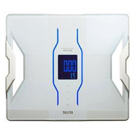 タニタ 体重計 RD-907-WH ホワイト bluetooth スマホ連動 アプリで管理 TANITA RD907 体組成計 体脂肪計 内臓脂肪 コンパクト 日本製 バックライト 体重50g単位 Bluetooth iphone Android RD-909と同等品