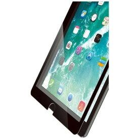 【送料無料】ELECOM TB-A18RFLGFBK [9.7インチ iPad 2018年モデル&2017年モデル&Pro9.7インチ/保護フィルム/ガラス/フレーム付/ブラック] 【同梱配送不可】【代引き・後払い決済不可】【沖縄・離島配送不可】