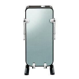 ツインバード TWINBIRD SA-D719B パンツプレス ズボンプレッサー ガラスパネル パンツプレッサー プレス器 アイロン
