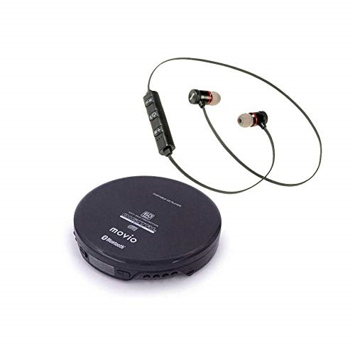 nagaokaM202BTCDP[Bluetooth4.2対応ポータブルCDプレーヤー]