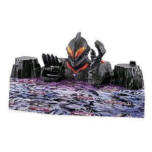 バンダイ ウルトラマン 迫力サウンド!怪獣ぶっ飛び!ベリアルキャッスル