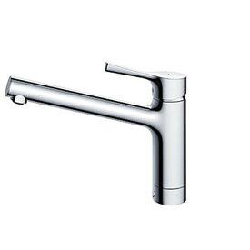 【送料無料】TOTO TKS05301J GGシリーズ (台所用水栓) [シングル混合水栓 (ノーマルタイプ・台付き1穴・寒冷地共用)]