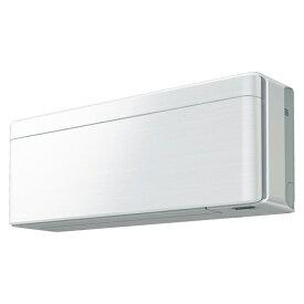【送料無料】エアコン 6畳 ダイキン(DAIKIN) S22WTSXS-F ファブリックホワイト SXシリーズ risora [エアコン (主に6畳用)] リソラ ルームエアコン 空気清浄 天井機能 10mロング気流 ヒートブースト制御