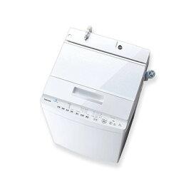 東芝 AW-8D8 グランホワイト ZABOON [簡易乾燥機能付洗濯機(8.0kg)]