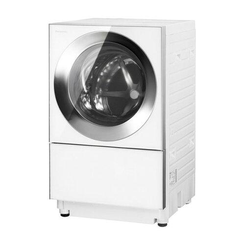 PANASONIC NA-VG1400L-S シルバーステンレス Cuble [ななめ型ドラム式洗濯乾燥機 (洗濯10.0kg/乾燥5.0kg) 左開き]【代引き不可】