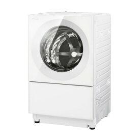 PANASONIC NA-VG740L マットホワイト Cuble [ななめ型ドラム式洗濯乾燥機 (洗濯7.0kg/乾燥3.5kg) 左開き]【代引き不可】