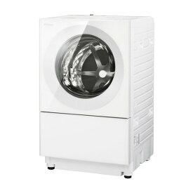 PANASONIC NA-VG740R マットホワイト Cuble [ななめ型ドラム式洗濯乾燥機 (洗濯7.0kg/乾燥3.5kg) 右開き]【代引き不可】